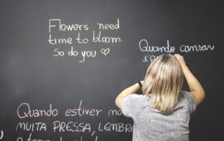 Eine neue Sprache lernen
