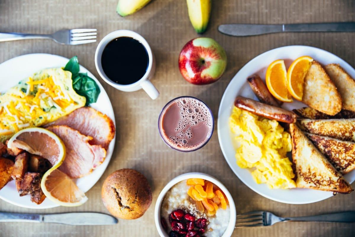 Frühstück - wichtigste Mahlzeit des Tages